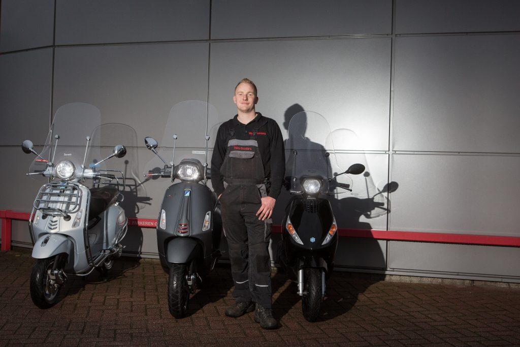 weba scooters